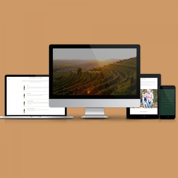 Weingut Kirschbaum – Website