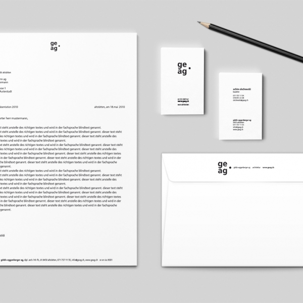 göldi+eggenberger – Corporate Design