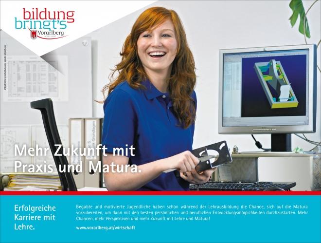 Vorarlberger Landesregierung – Lehrlingsinitiative