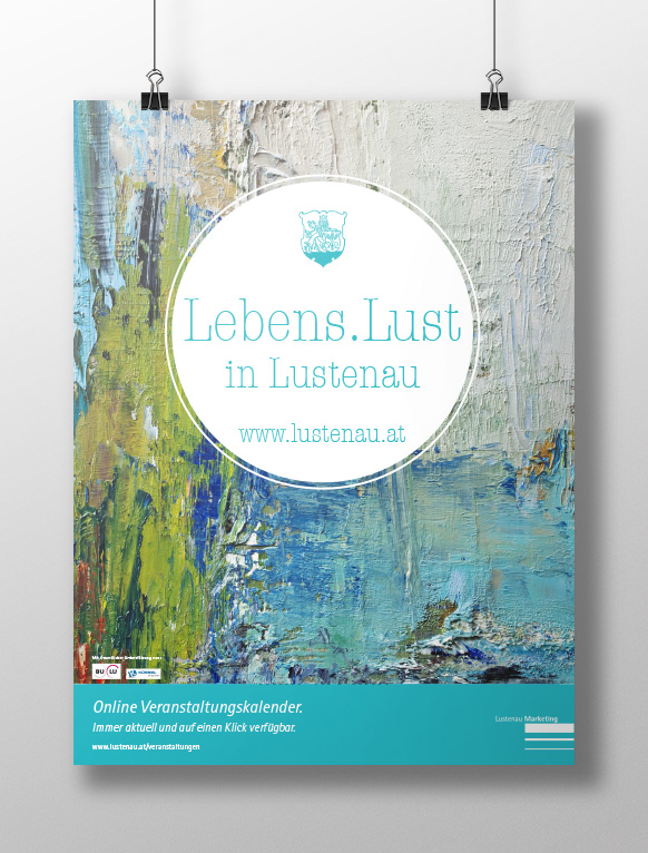 Lustenau Marketing Corporate Design